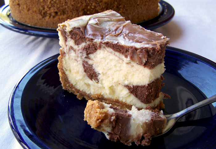 Black And White Chocolate Cheesecake Supreme Recipe