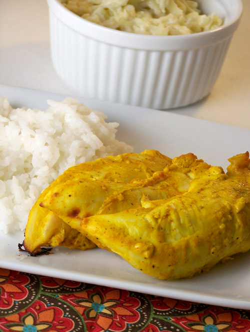 Tandoori Chicken Tenders