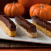 Homemade Twix Bars and Pumpkin Twix Bars!
