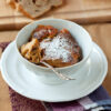 Pumpkin-Raisin Bread Pudding