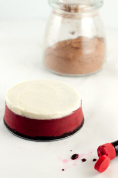 Red Velvet Cheesecake Supreme