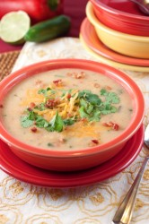 Tex Mex Potato Soup