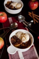Apple, Pear & Quince Brown Betty